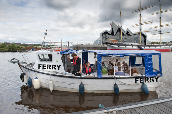 Support the Govan Ferry